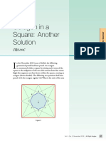 14 Comac Alternate Solution Octagon Problem