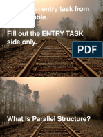 Parallel PPT