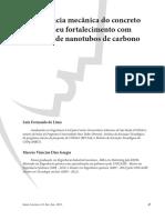 A Deficiência Mecânica Do Concreto Carbono