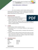 Estudio Hidrologico Puente Huipoca.....x
