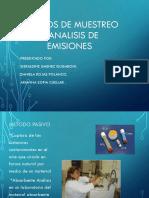equipos de Muestreo y Análisis de Emisiones