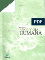Mauro Martins Amatuzzi Por Uma Psicologia Humana