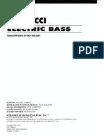 John Patitucci Bass Workshop