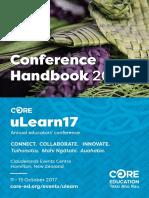ULearn17 Handbook - 22Sept C 2 (1)