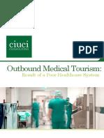 Outbound Medical Tourism