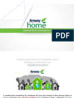Rendimiento Amway Home