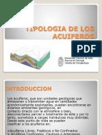 tipología de acuíferos-