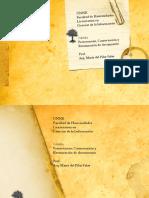 Síntesis Conservación de Documentos