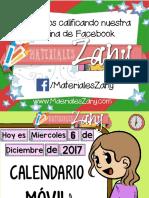 Calendario Movil