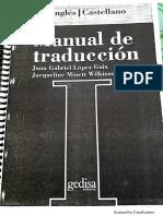 Cap 9 - Manual Trad - Lopez Guix