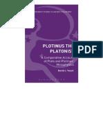 platon and plotin - metaphysics compared