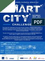 Smart City Challenge (Invitation)
