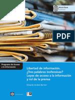Libertad De Información Y Prensa - Eduardo Andrés Bertoni (2011).pdf