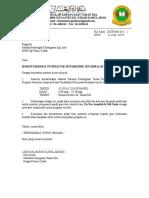 Surat Instruktor Aerobik