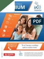 Portafolio Premium Asistencia