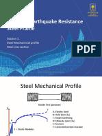 1. Steel Caracteristic Steel Portal