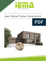 Basic Manual Timber Constructions