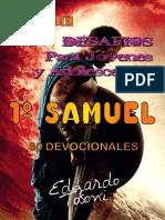Desafios Para Jóvenes y Adolescentes 1º Samuel