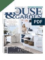House and Garden Magazine September 2018 Issue