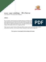 Case Study Hacking ISA Servers