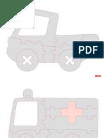Crazy Truck Puzzles