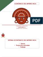 Economia Inca 4° básico