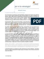 Qué es la estrategia - Michael Porter.pdf