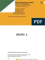 Correlaciones - Grupo 2