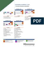 Calendario Academico SE DM Uberlândia