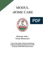 Modul Home Care 1