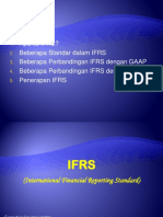 Sejarah Perkembangan IFRS