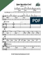 Amor Narcótico REV - PIANO