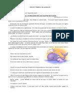 Naila, La Ballena de Las Aletas de Plata 24 de Abril