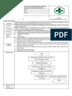 5.1.4.5 Sop Koordinasi Dan Komunikasi Lintas Program Dan Lintas Sektor