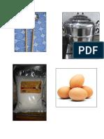 Alatan Dan Bahan Masakan