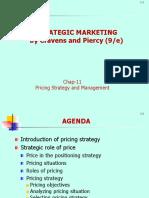 Strategic Marketing - Chapter 11
