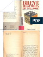 Breve Historia del Urbanismo. Fernando Chueca Goitia