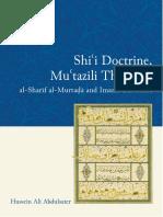 Shiʿi Doctrine, Muʿtazili Theology