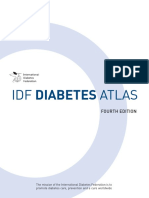 IDF Diabetes Atlas 4th Edition