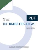 IDF Diabetes Atlas 4th Edition