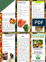 106068551 Leaflet Sayur Dan Buah