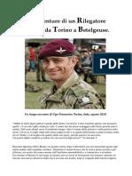 Le Avventure Di Un Rilegatore Di Libri Da Torino a Betelgeuse. Di Ugo Pennacino Torino-Italy 2018.