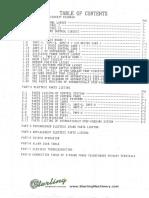 Chevalier Falcon Electric Circut Manual
