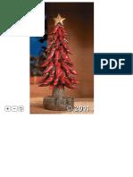 Chili Xmas Tree