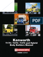 Kenworth T170/T270/T370