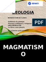2 Clase Magmatismo Geologia