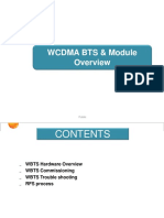WCDMA BTS and Module Overview
