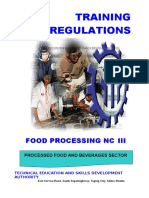 TR - Food Processing NC III rev.doc
