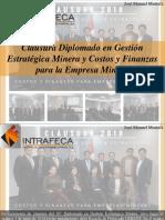 José Manuel Mustafá - Clausura Diplomado en Gestión Estratégica Minera y Costos y Finanzas Para La Empresa Minera