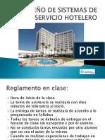 1 Presen Diseño de Sistemas de Servicio Hotelero